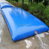 16500lt Flexible Inflatabe PVC Pillow Water