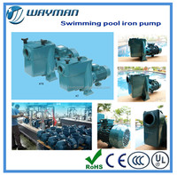 2016 new style swimming pool cast iron antique hand water pump