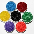Colored Plastic Material PP Compound Granules for Injection Grade