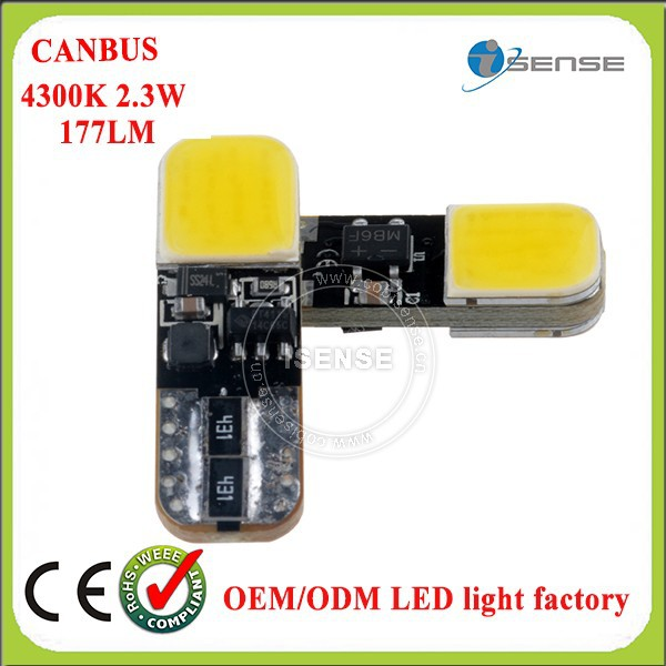 Newest plasma T10 canbus led IC driver 9V-30V stable voltage trunk light door light turn light