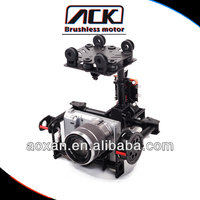 2 Axis Dslr Brushless Gimbal Camera
