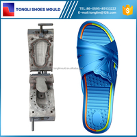 PCU Blowing Slipper Shoe Lasts Molding