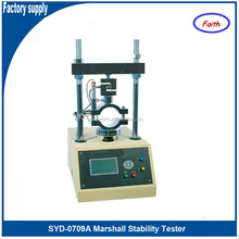 Marshall Stability Tester to test the Marshall stability test of bituminous mixtures