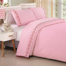 KOSMOS new design bedding high quality home linen cotton patch work bed sheets