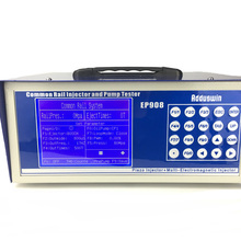 EP908 Diesel Common rail injector tester with six electromagnetic/ one piezoelectric and pump tester