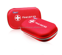 Alibaba China Supplier Portable EVA first Aid Case Kit Bag for Outdoors