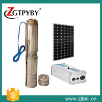 Standard Standard or Nonstandard and Single-stage Pump Structure 48V DC submersible pump
