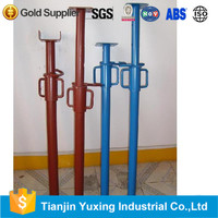 Painted Telescopic Scaffold Props Jack for Condtruction(Factory)