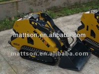 Skid steer loader attachments for 4 in 1 bucket standard bucket grapple trencher back filler etc.