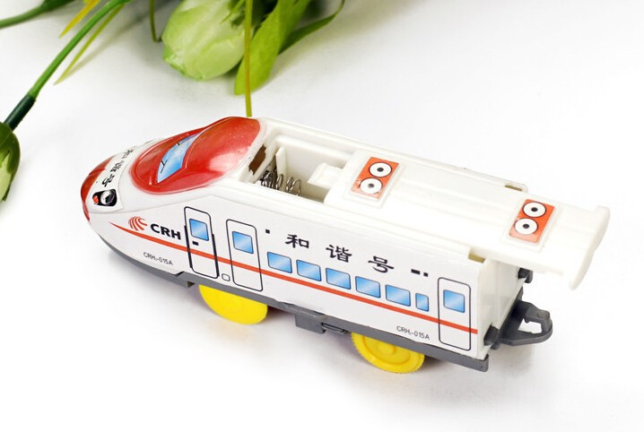 good quality candy toy promotional toy mini thomas train toy