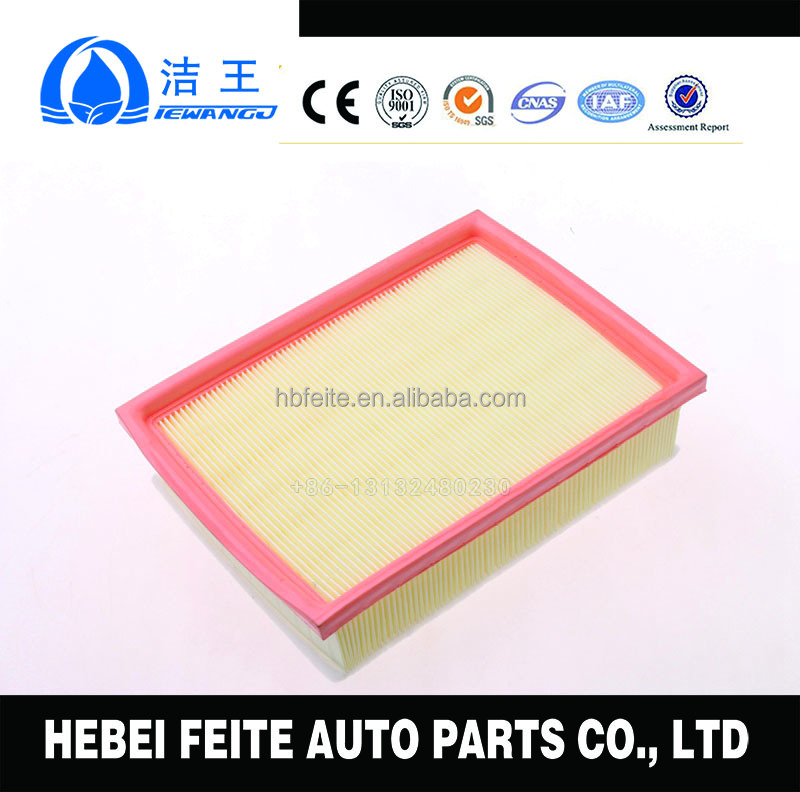 pu auto car air filter OEM C251181 for France cars auto parts