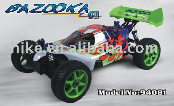 1:8 scale Nitro offroad Buggy, RTR