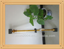 Gift boxes curtain rod
