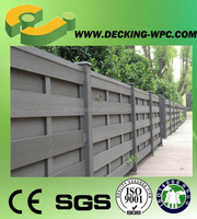 Beautiful Useful Composite Fence Wpc Product