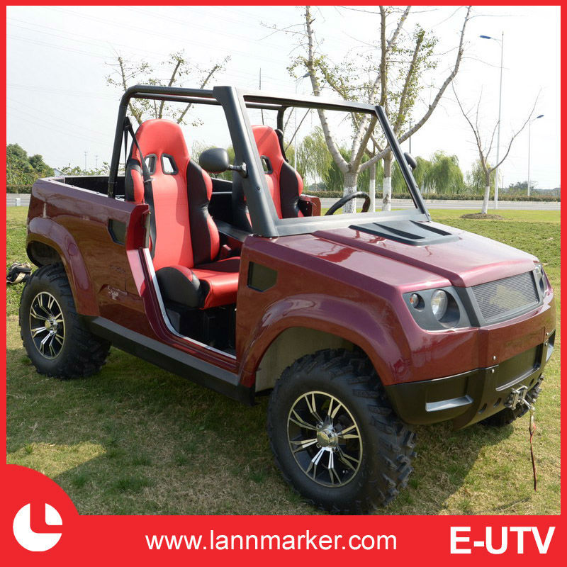 7.5KW adult electric atv