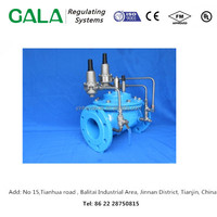 China supplier OEM parts good quality new products GALA 1352 Pressure Sustaining and Reducing Valve for water
