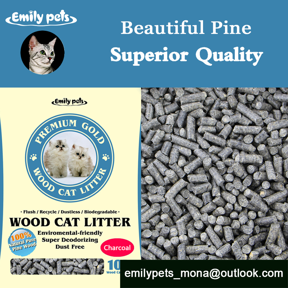 2015 Lovely Cat Products Organic Pine Kitty Sand Non Clumping