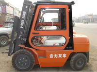 ANHUI HELI 3ton forklift /forklift hydraulic oil