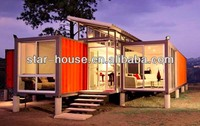sandwich panel container house modular container house