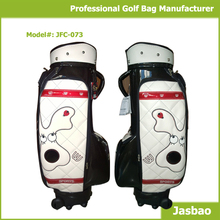 Wholesale Waterproof Golf Cart Bags With Wheels