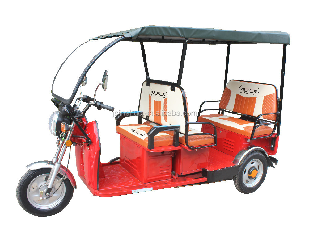 2015 latest electric tricycle and battery rickshaw, onwing the licence in india