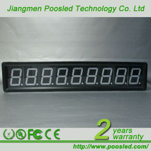 indoor countdown timer \ kitchen countdown timer \ led timer countdown billboard