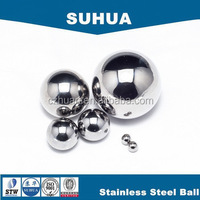 steel balls manufacturer SUS304 316 420C 440C 15mm Stainless Steel Ball