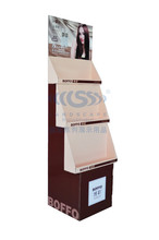 Top Quality and Hot sale map display stand/cardboard map display stand
