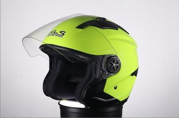 DP-603 Single visor half face Motorcross helmet