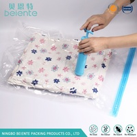hot sale competitive price high quality alibaba export oem vacuum compressed bag for clothing