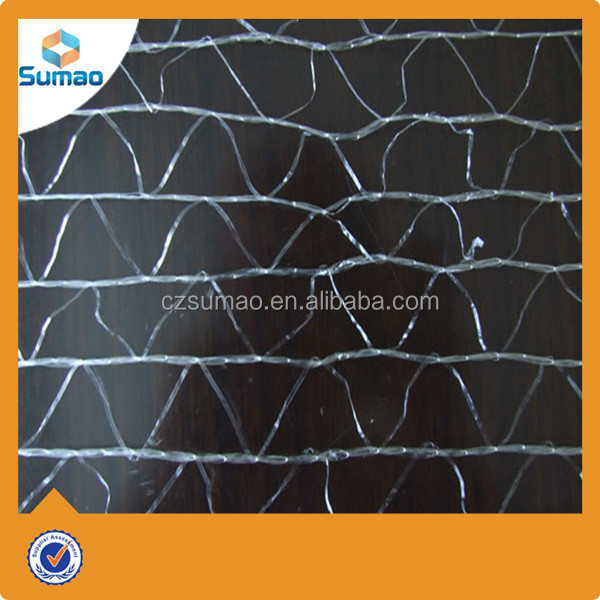11g HDPE White Pallet Net Wrap For Packing , Custom Pallet Stretch Wrap For Agriculture,jumbo pallet wrap
