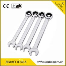 Multitool tube spanner wrench with soft grip handle