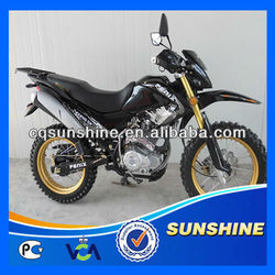 SX250GY-9A Powerful Dirt Bike With SSR Graphic