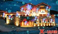 China wholesale newest and hottest christmas projector light for christmas,party,halloween,home,etc
