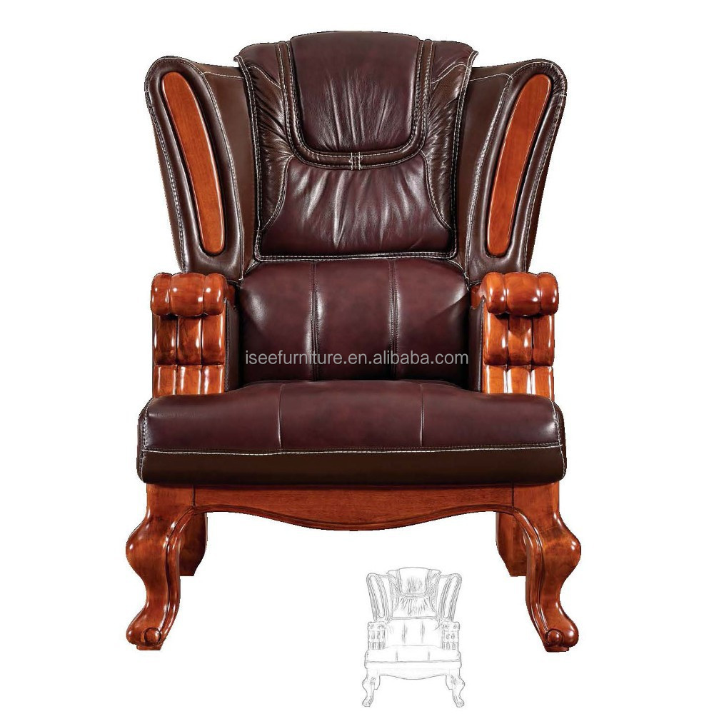 High back antique chairs - High Back Office Royal Big Boss Chair Without Wheels Ih012b Buy High Back Office Chair Without Wheels Big Boss Chair Royal Chair Product On Alibaba Com