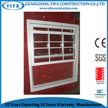 Australian Standard aluminum double hung casement window