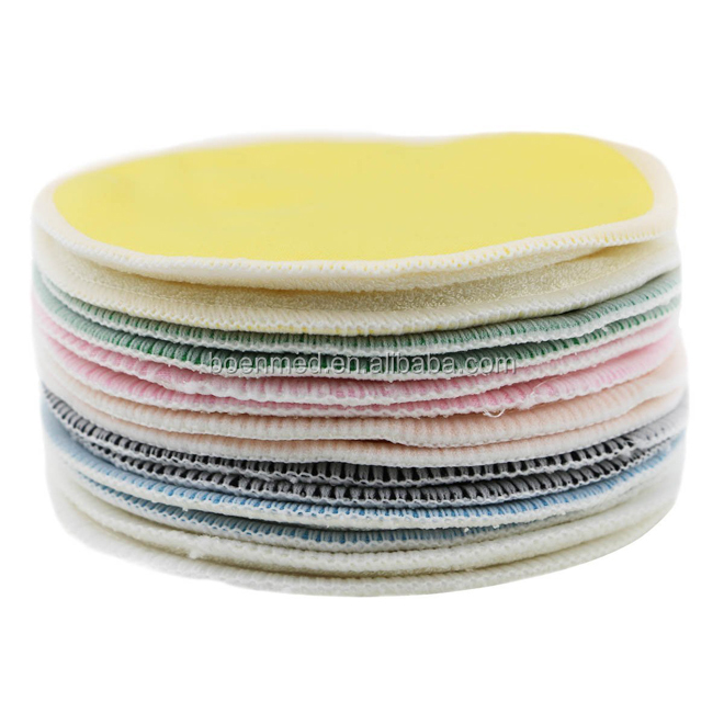 Reusable and Washable Organic Bamboo Nursing Pads For Mummy
