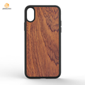 Soft TPU Hybric Combo Case Genuine Natural Wood Back Cover Smartphone Case For iPhone 8 Wholesale