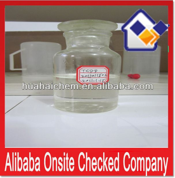 new flame retardant 2013 used in chemical formula for acrylic plastic