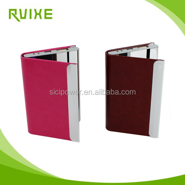 Mobile phone charger/ battery backup/portable power bank/name card holder