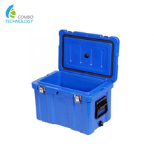 Large 18L Cooler Box Camping Beach Picnic Ice Food Insulated Travel Cool Box