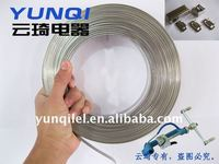 Stainless Steel Strapping Strip,for signs,poles,hoses etc