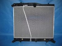 16400-30170 Heating Radiator / Car Aluminum Heat Radiator Exporter For Toyota Hiace 05
