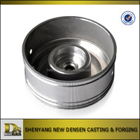 Aluminium Bronze Castings And Forgings Material Alternator Housing Spool