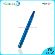 one year warranty colorful ago g5 dry herb e cigarette for ago buyers