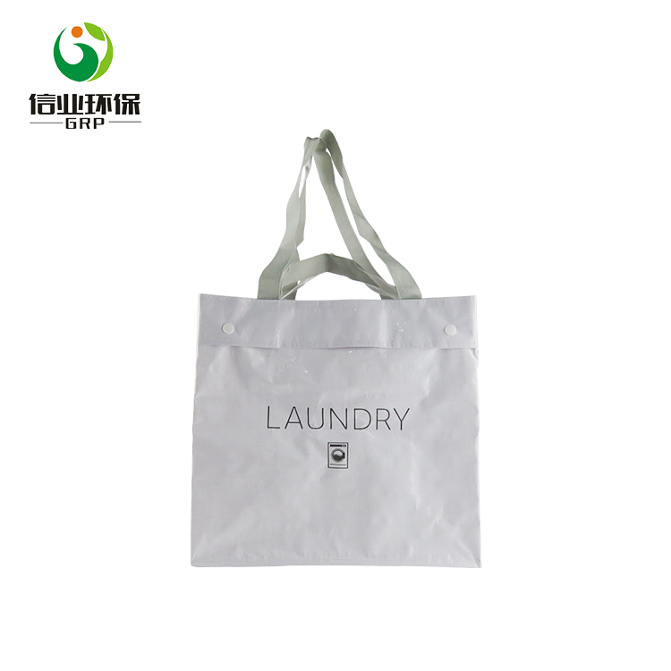 eco reusable matte laminate shopping bags recycle totes for women