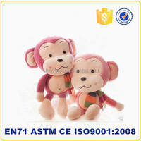 chinese new year plush toy monkey bouquet monkey stuffed