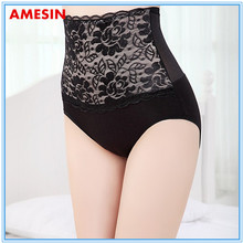 Thailand Hot Selling Slimming Body Shaper High Waist Panties/Hip Up Lace Sexy Panties For Young Girl