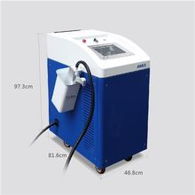 100W/200W/500W laser cleaning machine for metal surface cleaning