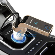 4-in-1 CAR G7 FM Transmitter Bluetooth ,TF Music Player USB Car charger Bluetooth FM Transmitter